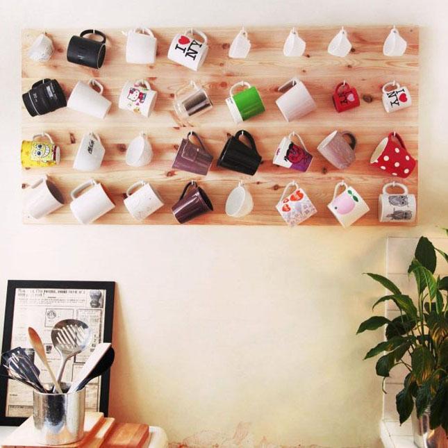 Gợi ý 11 mẹo sắp xếp đồ dùng gia đình với các ý tưởng DIY