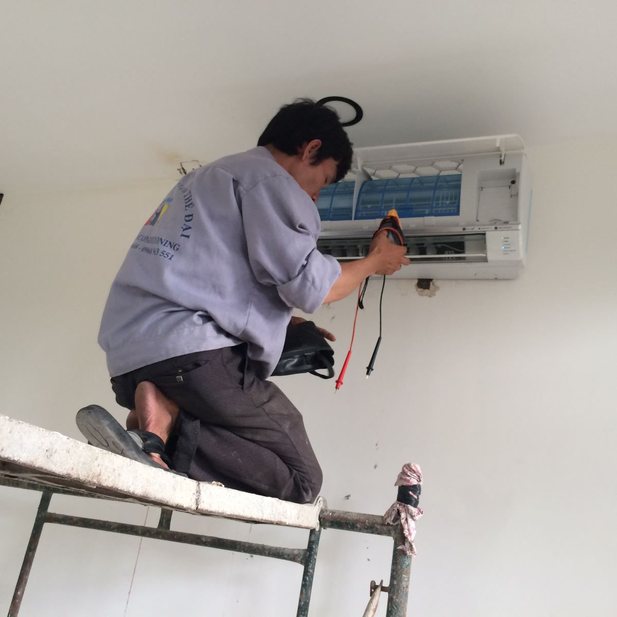 Điện lạnh Huy Hùng